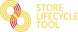 STore Lifecycle - Logo - violett